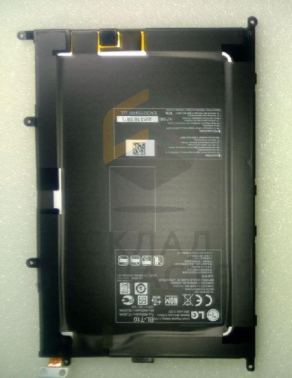 Аккумулятор (BL-T10), оригинал LG EAC62159101 - Zstock.ru