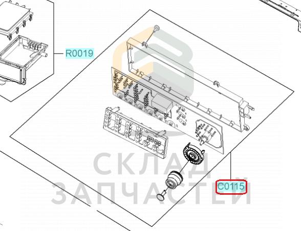 схема dc41 00035a